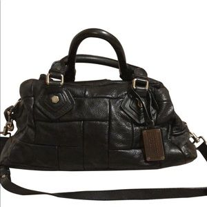 Marc by Marc Jacob black satchel (firm)